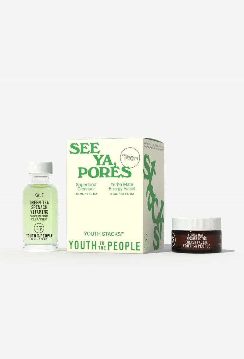 YOUTH TO THE PEOPLE - Youth Stacks™ See Ya, Pores