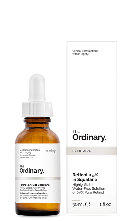 The Ordinary - Retinol 0.5% in Squalane