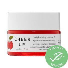 Farmacy - Cheer Up Brightening Vitamin C Eye Cream with Acerola Cherry