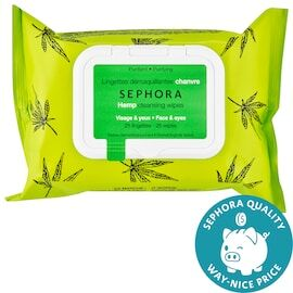 SEPHORA COLLECTION - Hemp Cleansing Wipes