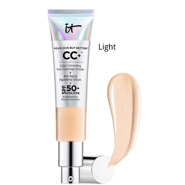 It Cosmetics - Your Skin But Better CC Cream with SPF 50+ - Light