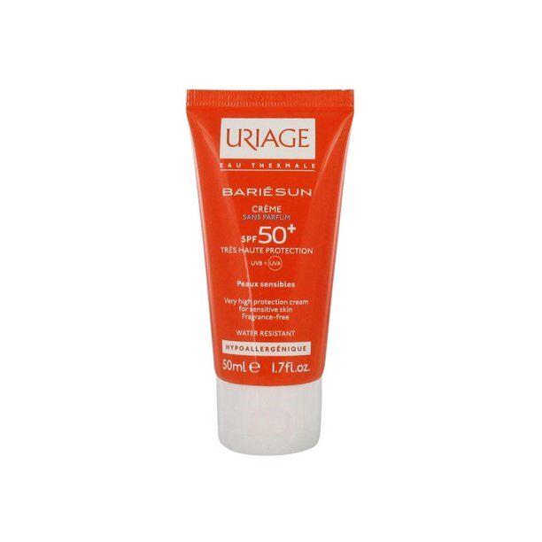 Uriage - Bariesun SPF 50 Fragrance-Free Cream