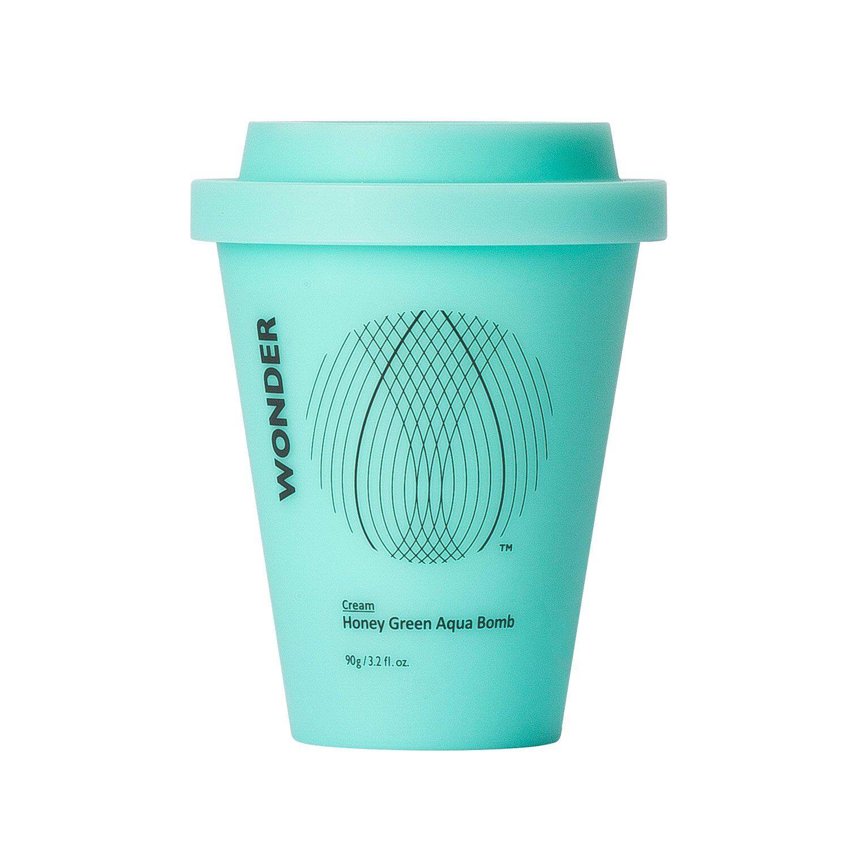 haruharu Wonder USA Official - Honey Green Aqua Bomb Cream