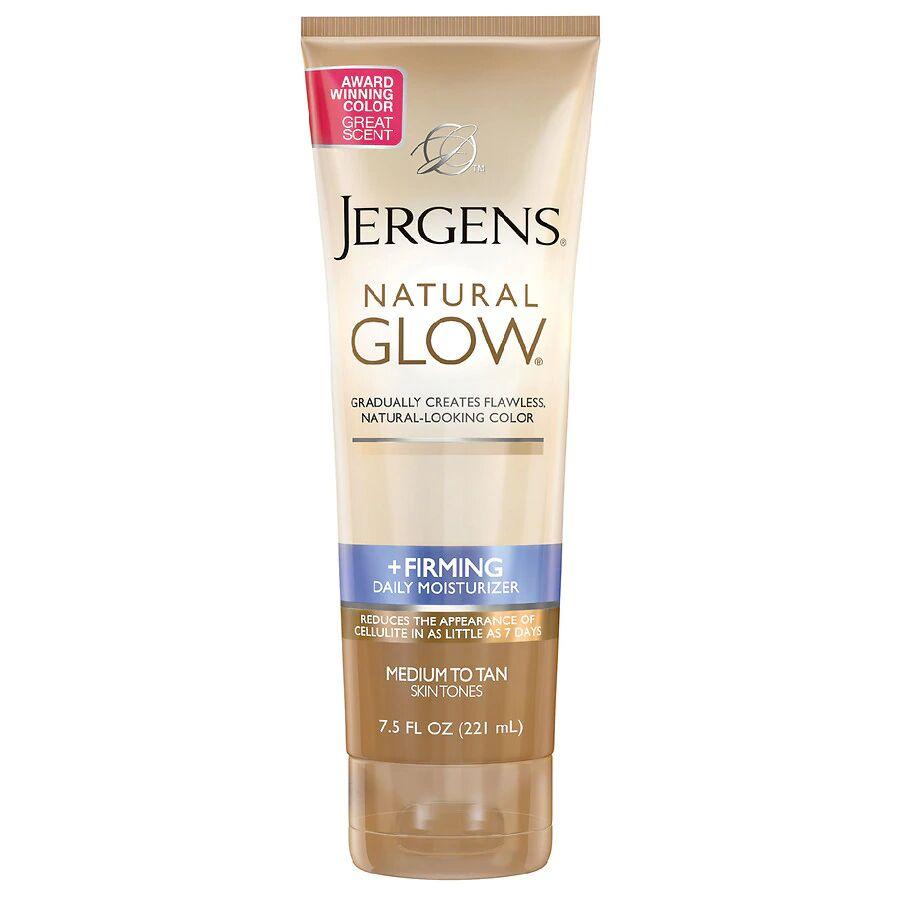 Jergens - Natural Glow Firming Daily Moisturizer Medium to Tan