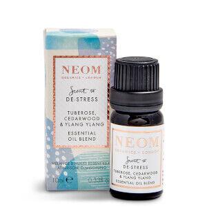NEOM - Tuberose, Cedarwood and Ylang Ylang Essential Oil Blend