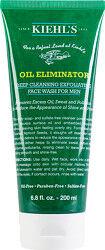 Kiehl's - Oil Eliminator Deep Cleansing Exfoliating Face Wash For Men