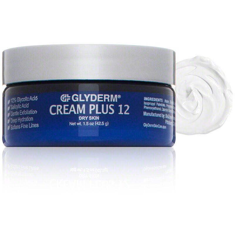 GlyDerm - Cream Plus 12