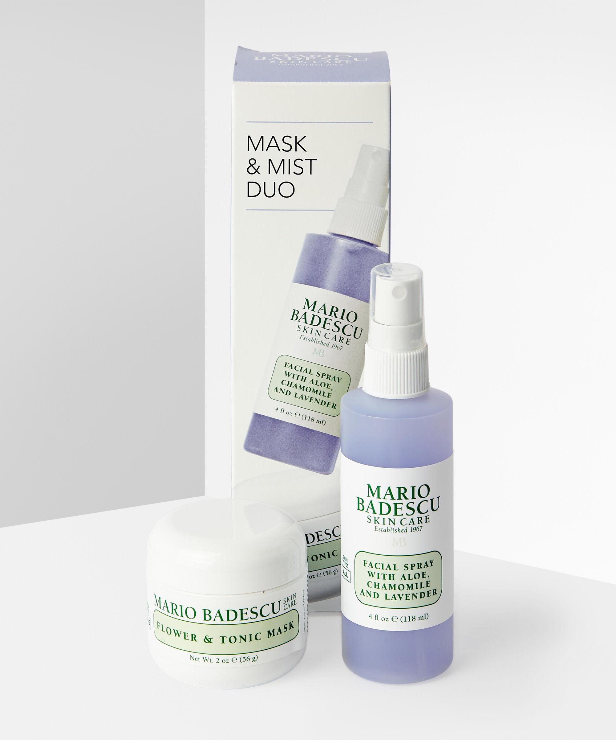 Mario Badescu - Lavender Mask & Mist Duo