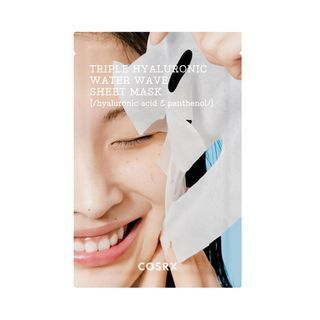 COSRX - Hydrium Triple Hyaluronic Water Wave Sheet Mask