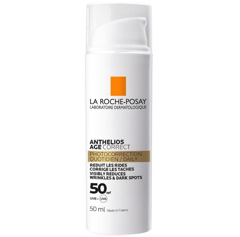 La Roche Posay - anthelios age correct sun lotion SPF50+ cream