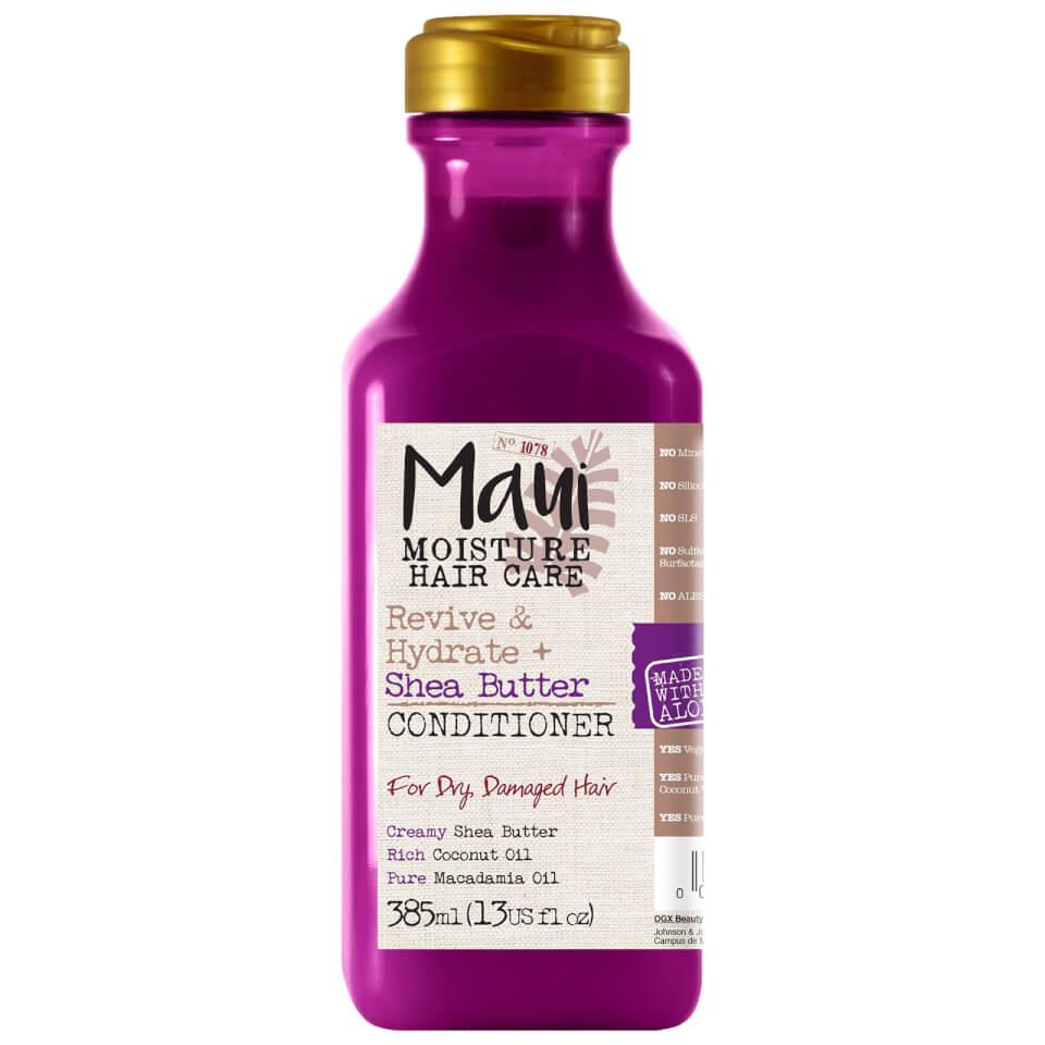 Maui Moisture - Revive and Hydrate+ Shea Butter Conditioner