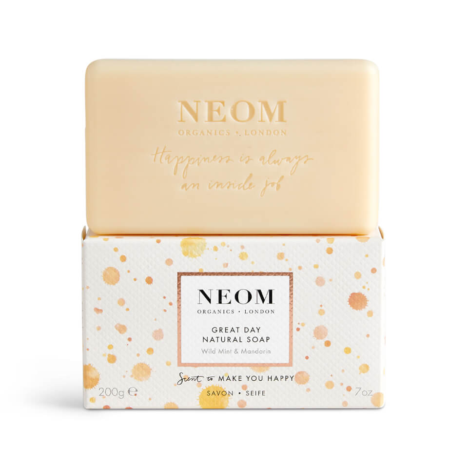 NEOM - Great Day Natural Soap