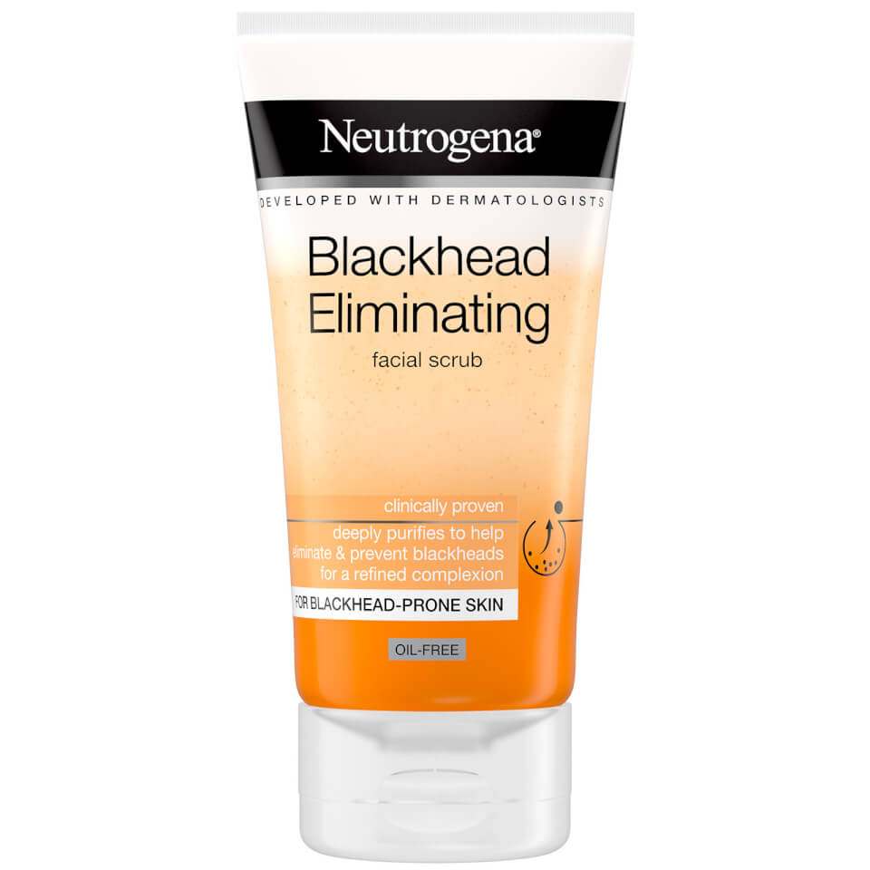 Neutrogena® - Blackhead Eliminating Facial Scrub