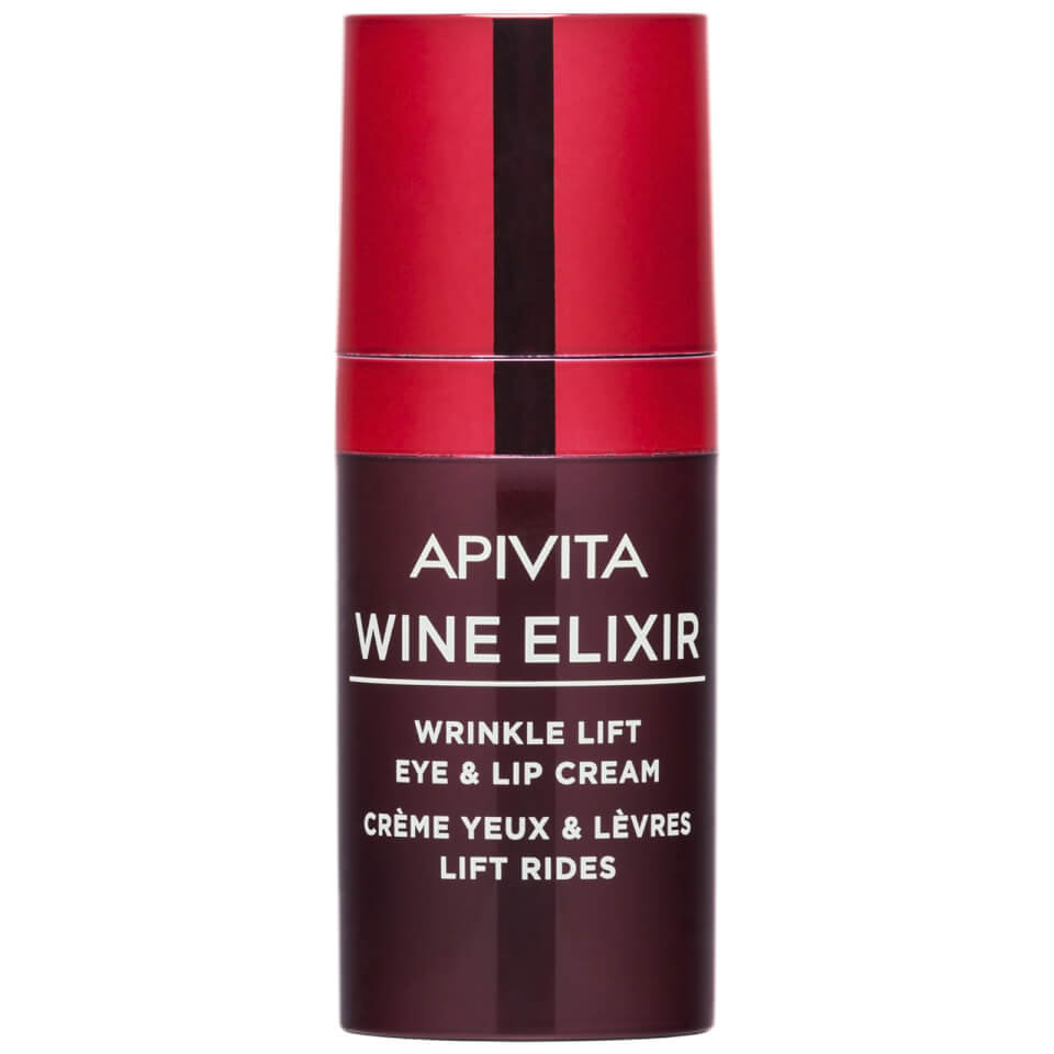 APIVITA - Wine Elixir Wrinkle Lift Eye and Lip Cream