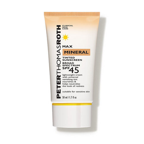 Peter Thomas Roth - Max Mineral Tinted Sunscreen Broad Spectrum SPF 45 UVA/UVB Protective Lotion