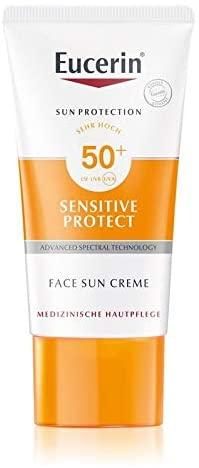 Eucerin - Sun Sensitive Protect Face Cream + SPF 50