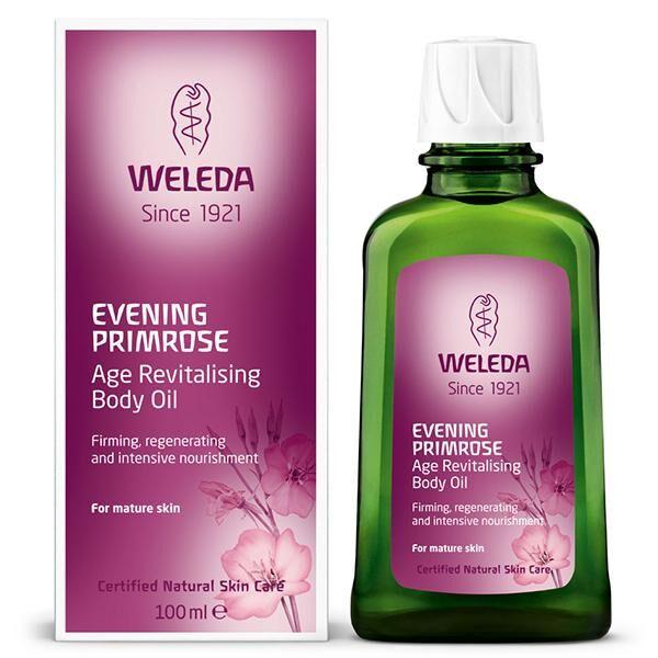 Weleda - Age Revitalizing Body Oil