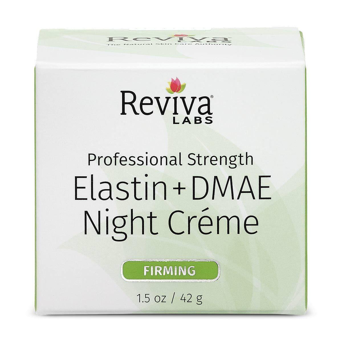 Reviva - Elastin + DMAE Night Creme