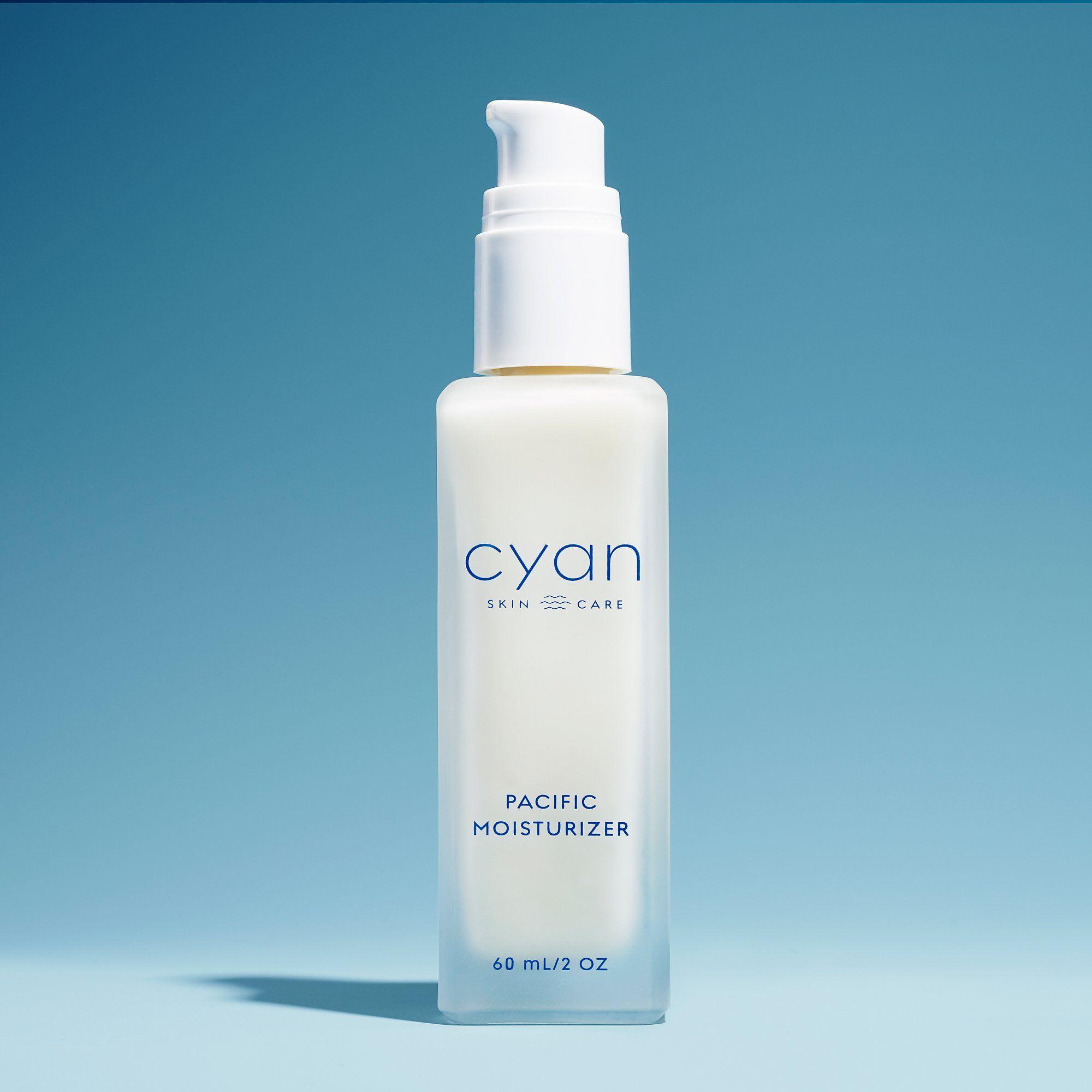 Cyan SkinCare - Pacific Moisturizer