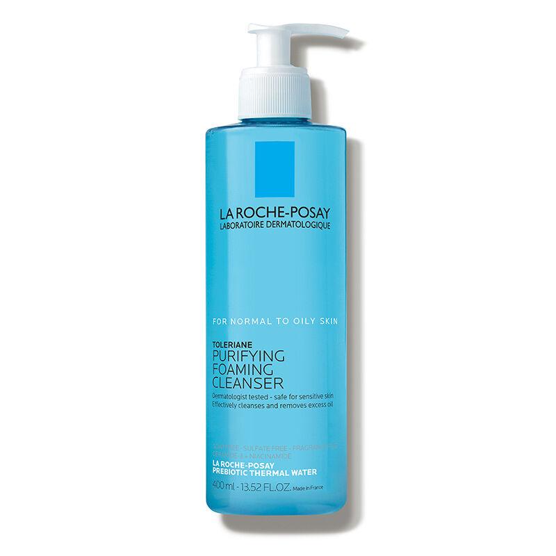 La Roche-Posay - Toleriane Purifying Foaming Soap Free Cleanser