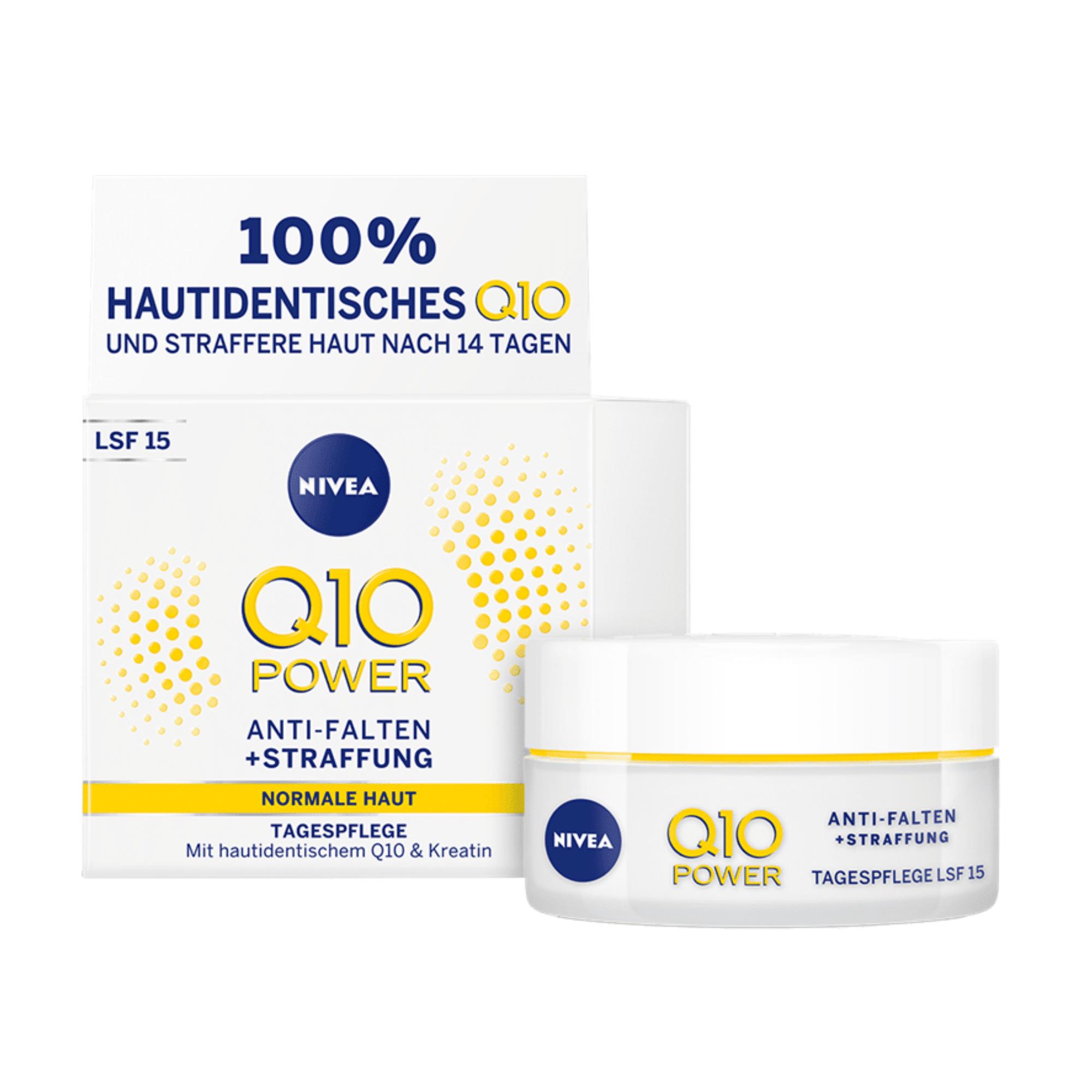 Nivea - Anti-Wrinkle Day Cream with CoQ10