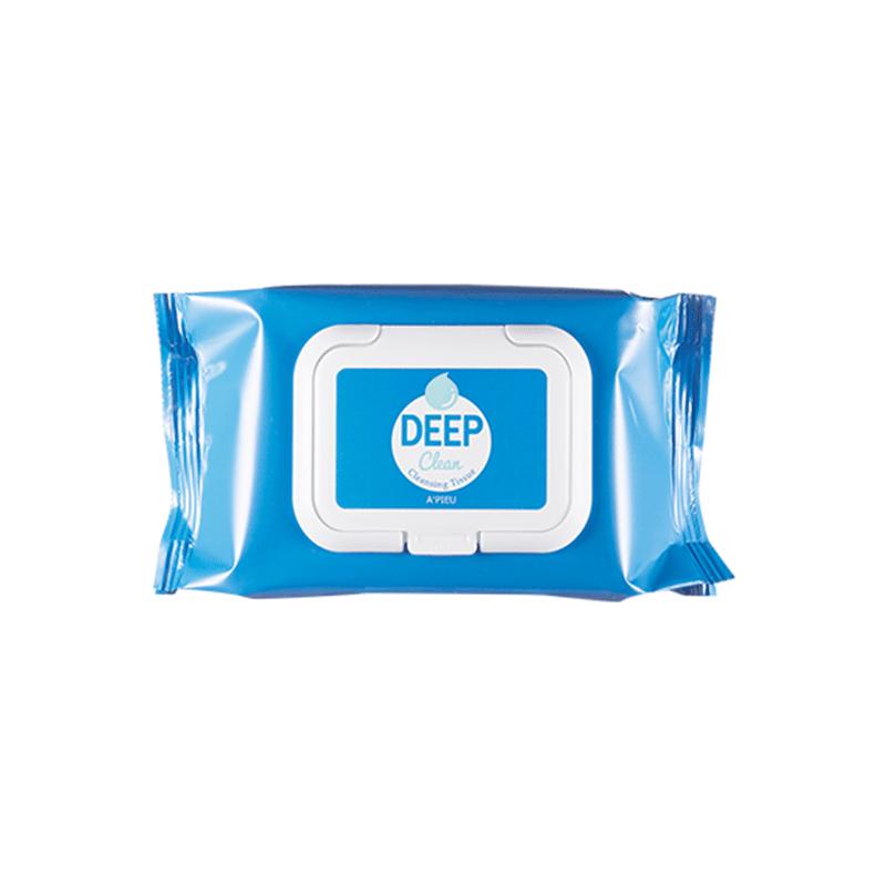 A'PIEU - Deep Clean Cleansing Tissue