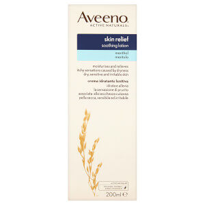 Aveeno - Skin Relief Moisturising Lotion with Menthol
