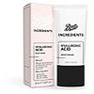 Boots - Ingredients Hyaluronic Acid Moisturiser
