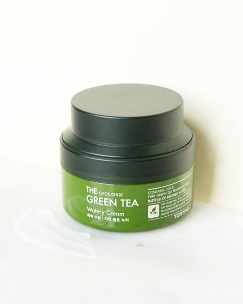 TONY MOLY - Chok Chok Green Tea Watery Cream