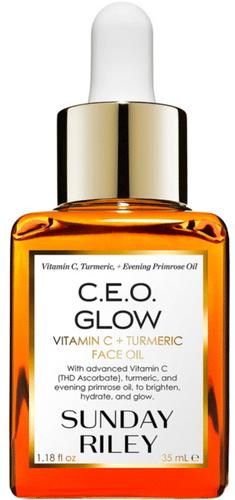 SUNDAY RILEY - C.E.O. Glow Vitamin C and Turmeric Face Oil