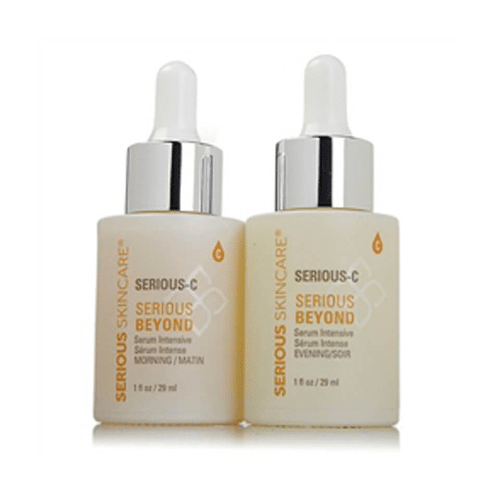 Serious Skincare - Serious-C Beyond AM PM