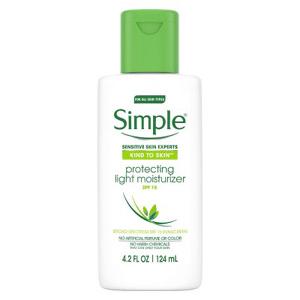 Simple - Kind to Skin Protecting Light Moisturizer