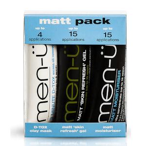 men-u - men-ü Matt Pack