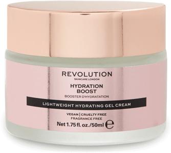 REVOLUTION SKINCARE - Hydration Boost - Lightweight Hydrating Gel Cream