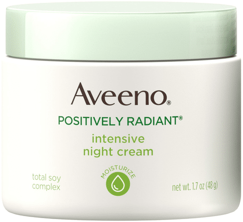 Aveeno - Positively Radiant Night Cream