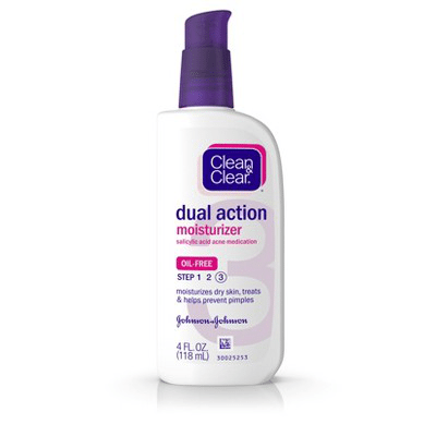 Clean & Clear - Essentials Dual Action Facial Moisturizer