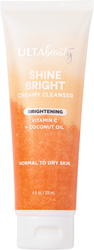 ULTA - Shine Bright Creamy Cleanser