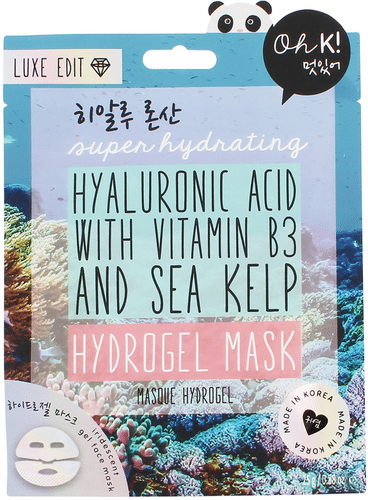 Oh K! - Hyaluronic Acid Hydrogel Sheet Mask