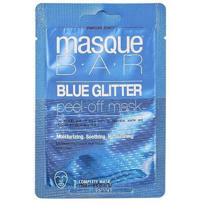 Masque Bar - Brightening Glitter Peel Off Mask Blue