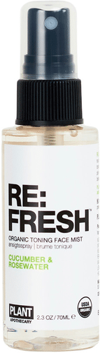 Plant Apothecary - Re:Fresh Organic Toning Face Mist