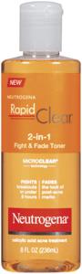 Neutrogena - Rapid Clear 2-in-1 Fight & Fade Toner