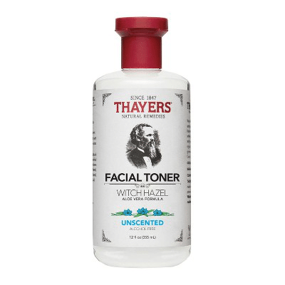 Thayers Natural Remedies - Thayers Witch Hazel Alcohol Free Unscented Toner