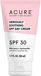 ACURE - Seriously Soothing SPF 30 Day Cream