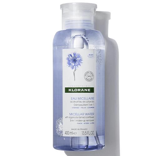 KLORANE - Micellar Water With Organically Farmed Cornflower