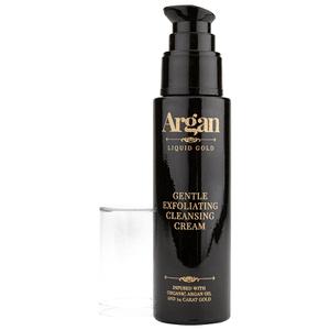 Argan Liquid Gold - Gentle Exfoliating Cleansing Cream
