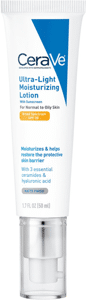 CeraVe - Ultra-Light Moisturizing Lotion SPF 30 For Normal To Oily Skin