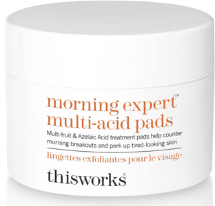 this works - Morning Expert Multi-Acid Pads