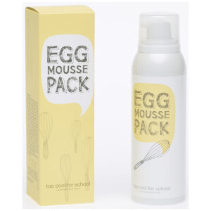 Too Cool For School - Egg Mousse Pack