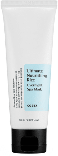 COSRX - Ultimate Nourishing Rice Overnight Spa Mask