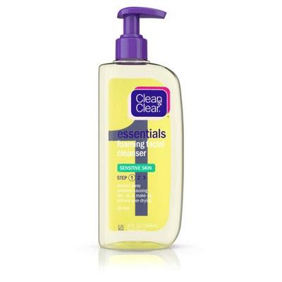 Clean & Clear - Clean Clear Essentials Foaming Face Wash for Sensitive Skin